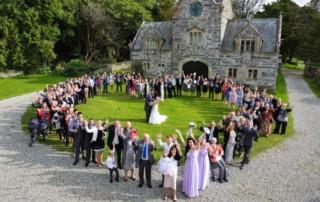 Fotografia de Drone no Casamento